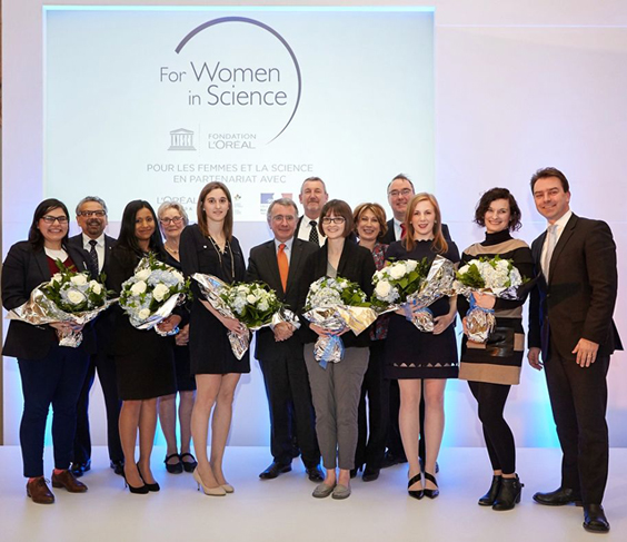 #LOreal Canada reiterates its commitment to women in science