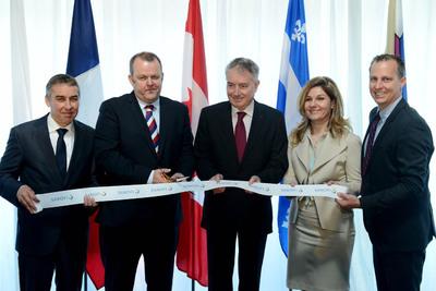 Sanofi Canada new Corporate Head Office - La France au