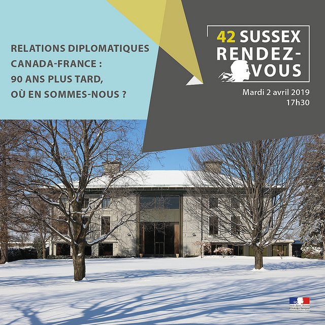 42 Sussex Rendez-Vous (2 avril 2019)