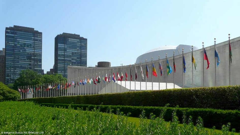 United Nations, New-York - JPEG